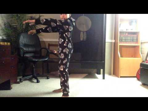 how to do a standing backflip for beginners