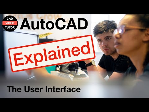 AutoCAD 2012 Tutorial 1.7 -Quick View Buttons on the Status Bar