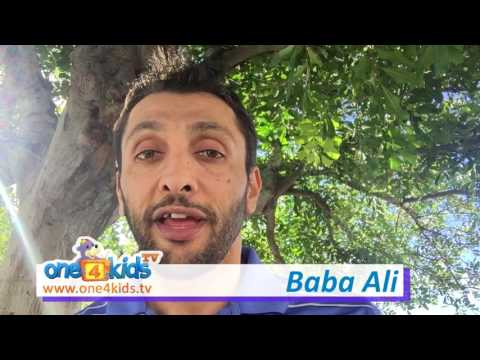 Baba Ali Supports One4Kids TV!