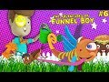 Clarence From DOH MUCH FUN Is A Gardener The Adventures Of FUNnel Boy 6 Kids Animation