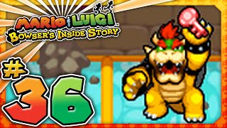Mario And Luigi Bowser S Inside Story Part 35 Peach S