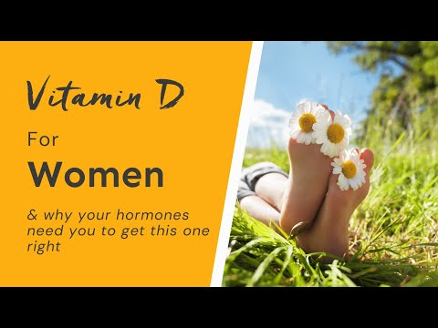 Vitamin D For Women - do you have signs of Vitamin D deficiency?