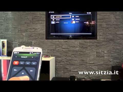 Samsung Galaxy S4 Universal Remote
