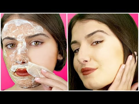 How To Remove Facial Hair At Home INSTANTLY - My Simple Remedies