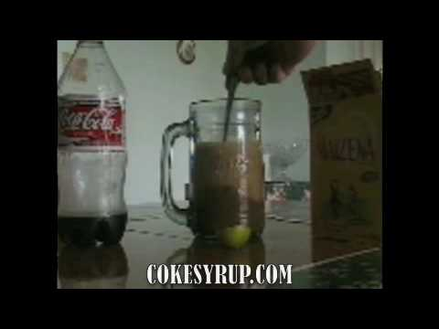 Instantly Cure Nausea, Upset Stomach & Diarrhea with CokeSyrup.com's Free Ebook