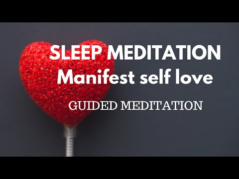 PROFOUND GUIDED MEDITATION For self love  & restful sleep