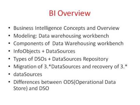 SAP BI BW online training in usa-magnific