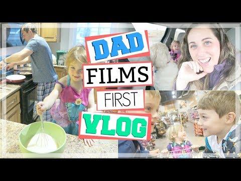 Daily to Do   Dadurday Vlog - ROB FILMS HIS FIRST VLOG!