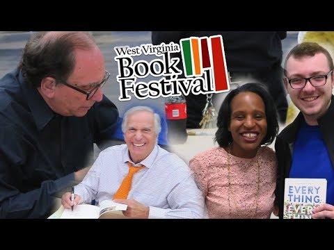 West Virginia Book Festival 2017
