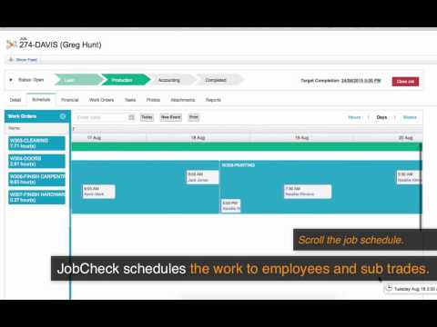 Restoration jobs go into production faster with JobCheck