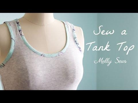 Sew a Tank Top