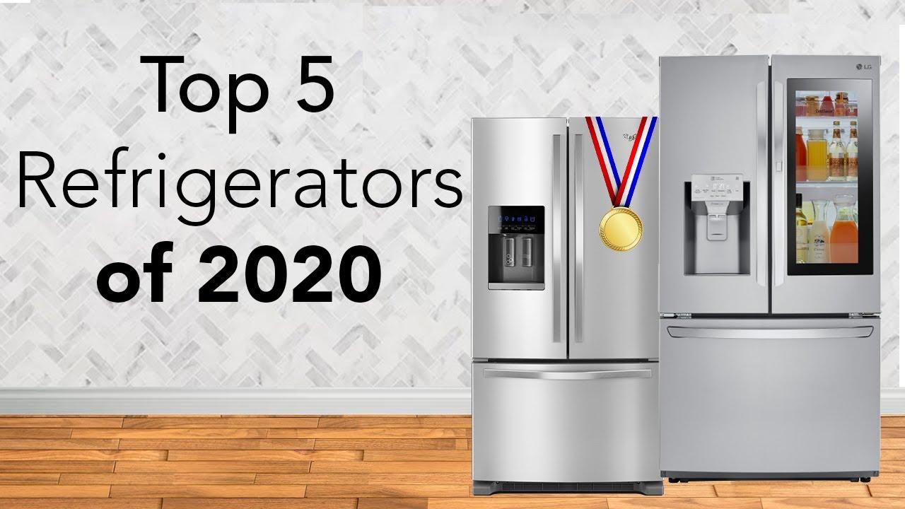 Top 5 Refrigerators of 2020