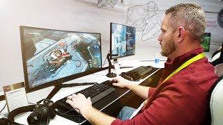 Gaming Monitors that don