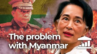 MYANMAR: All the Keys to the Coup D'état - VisualPolitik EN