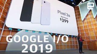 Google I/O 2019 event summarized