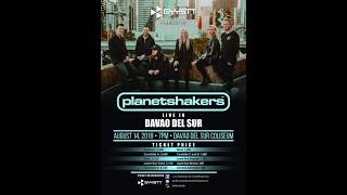 Planetshakers Live in Davao Del Sur Coliseum