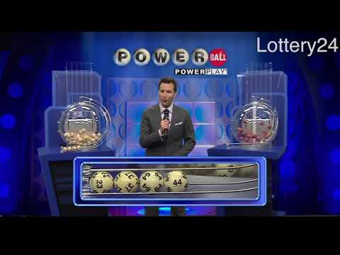 2018 06 02 Powerball Numbers and draw results