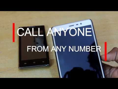 How To Change Caller ID | Call Anyone From Any Selected Number | [Hindi/English] | Call Prank