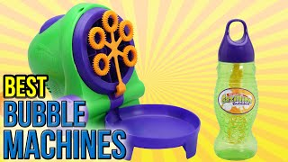 8 Best Bubble Machines | Fall  2016