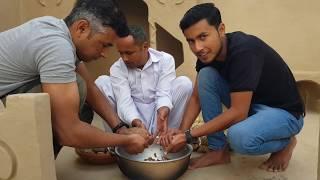 Gond ke Laddu Recipe | Edible Gum Laddu Recipe by Mubashir Saddique | Village Food Secrets