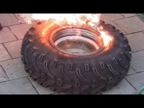Fire Bead Trick - ATV Tire