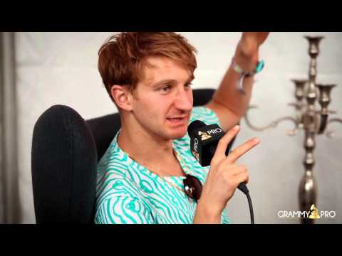 GRAMMY Pro Interview With Glass Animals At ACL 2015