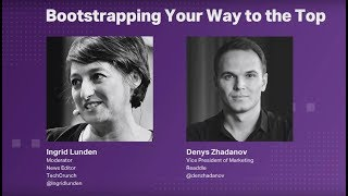 Bootstrapping Your Way to the Top with Denys Zhadanov (Readdle)