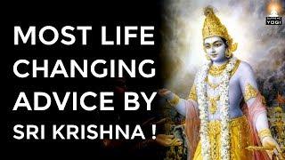 Most Life Changing Advice by Lord Sri Krishna ! | Bhagavad Gita