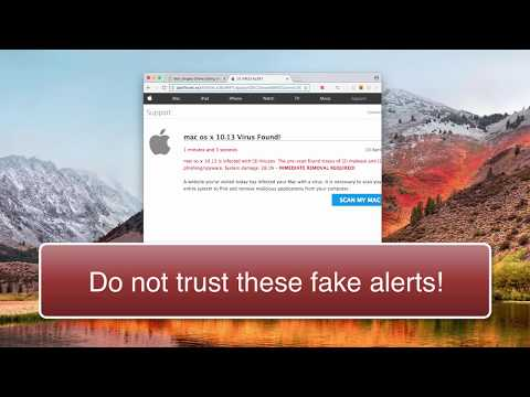 Pacificnet.xyz scam removal from Mac OS X.