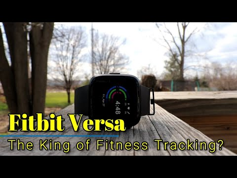 Fitbit Versa: Full Review - Best Fitness Tracker Available?
