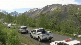 Bear that mauled search party volunteer likely killed Alaskan hiker