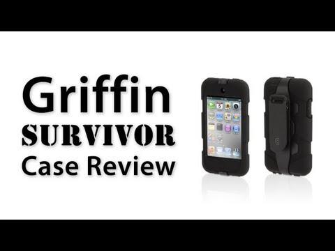 [Review] Griffin Survivor - Best Case For iPod Touch