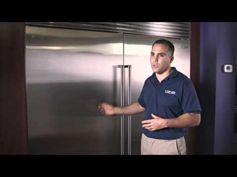 SubZero BI-Series Refrigerator  TopLine Appliance Center  Westfield , Wall , Roselle  NJ New Jersey