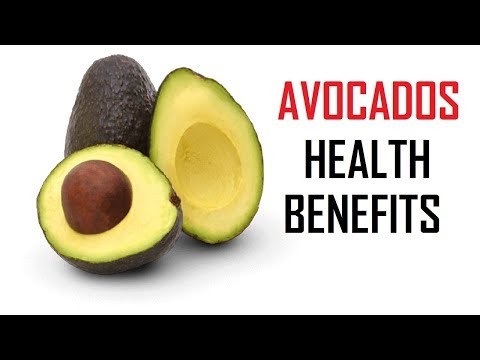 12 Amazing Avocados Health Benefits