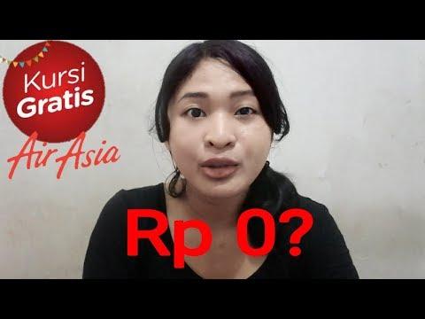 @heiidiana - TIPS | Tutorial Dapetin Promo Kursi Gratis AirAsia