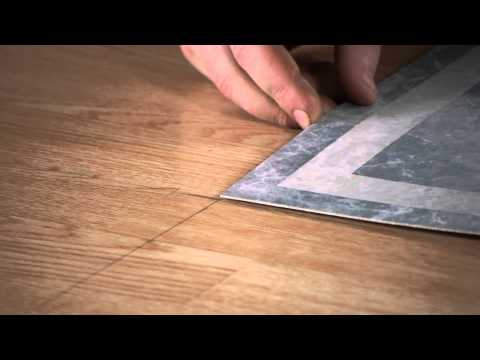 How to Tile a Tabletop With Self-Stick Tiles : Flooring Repairs