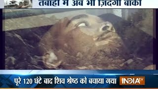 Man Comes Alive after 120 Hours Surrounded by Dead Bodies - India TV