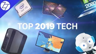 Galaxy S10, PS5, New Mac Pro - TOP 10 Upcoming Tech for 2019!