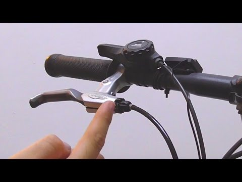 How to remove Cable from Brake Lever