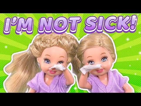 Barbie - I'm Not Sick!   Ep.81