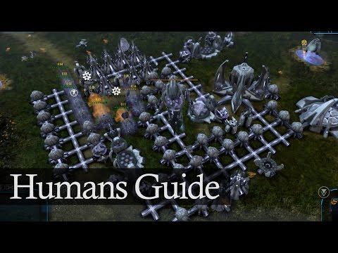 Grey Goo - How to Play the HUMANS Facton Guide