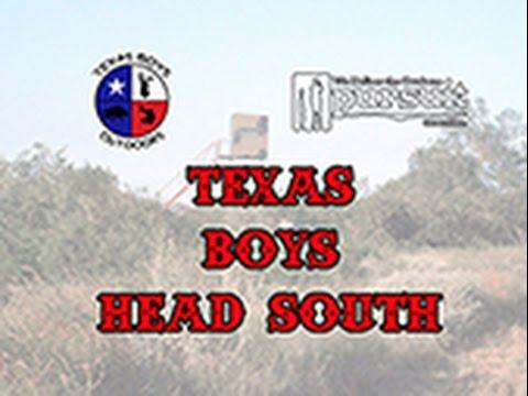 Texas Boys Outdoors - TX Boys Head South - Pursuit Channel - Ep. 1