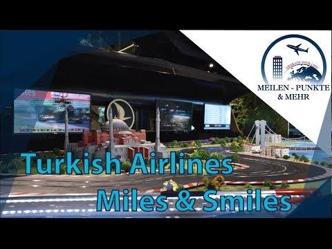 Turkish Airlines Miles & Smiles - Star Alliance Gold Status leicht gemacht!