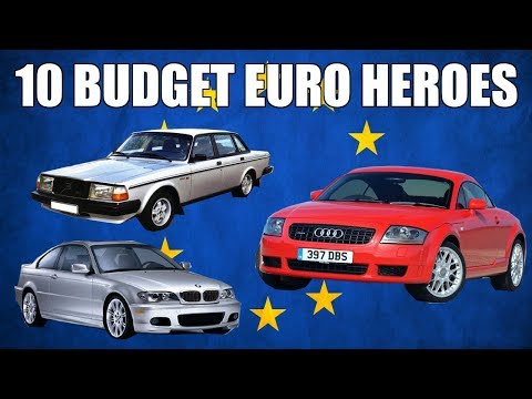 10 BUDGET EUROPEAN HEROES