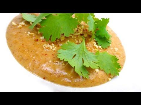 Peanut Sauce | CHINESE RECIPES | QUICK RECIPES