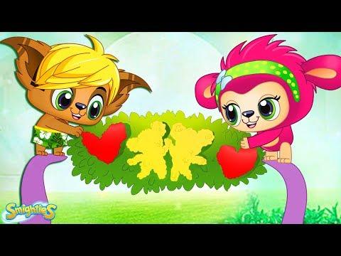 Smighties - Happy Valentines Day Cartoon For Children  Cartoons For Kids  Children's Animation Video