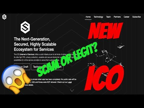 Why I Bought IOSToken – Going Over IOST Coin White Paper