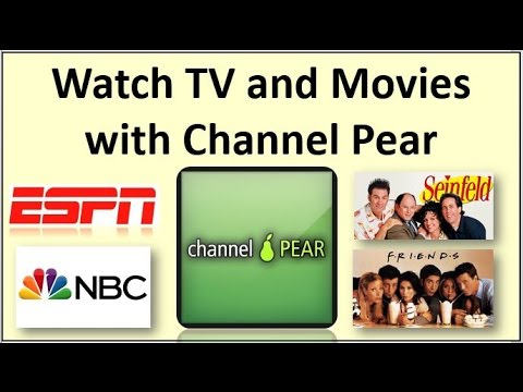 Kodi – Stream HD IPTV Channels with Pear Channel