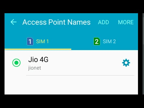 How to activate and configure your phone to use Reliance Jio 4G LTE Sim and make Voice Call VoLTE
