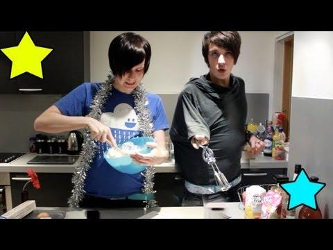 How to make Christmas cookies!